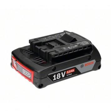 Batterie 18V Li-ion 2,0 Ah Professionnel - BOSCH GBA18V 2AH
