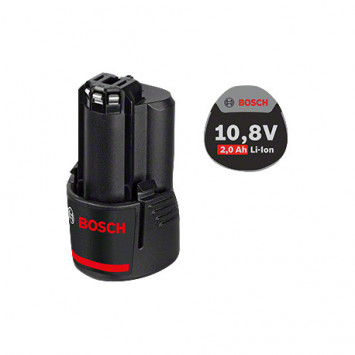 Batterie 10.8 - 12V 100% compatible 2.0Ah - GBA BOSCH