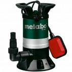 Pompe immergée pour eaux usées 450 W - METABO PS7500S (0250750000)