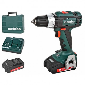Perceuse visseuse à percussion 18V SB 18 L - METABO 602317500