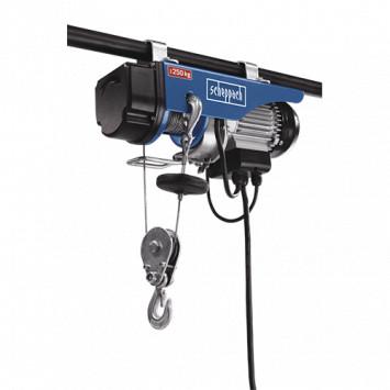 Palans electriques 125/250KG - SCHEPPACH 4906904000(HRS250)