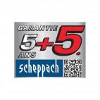 Tronçonneuse thermique 40cm - SCHEPPACH CSP41