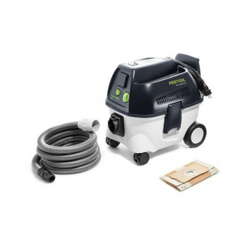 Aspirateur de chantier Cleantec CT17E 1200 W - FESTOOL 767992