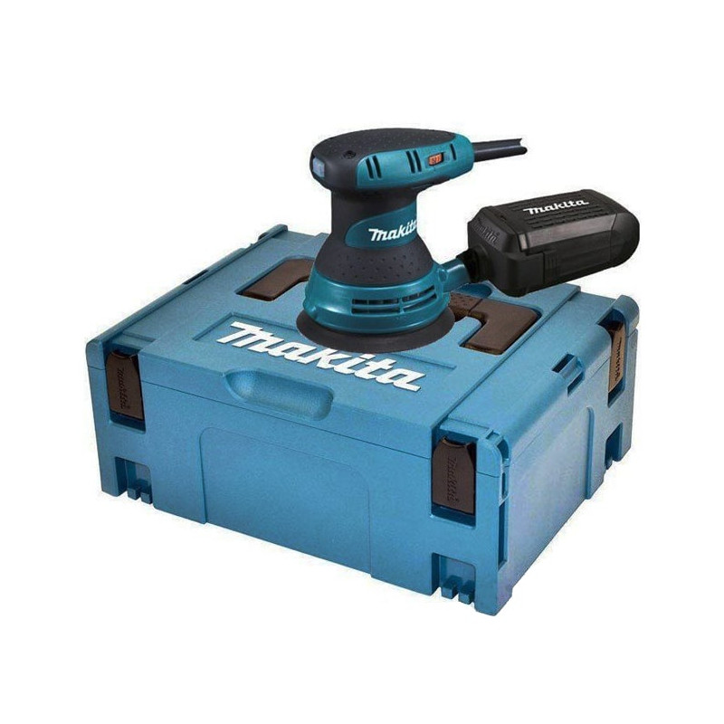 Ponceuse excentrique 300 W Ø125 mm - MAKITA BO5031J