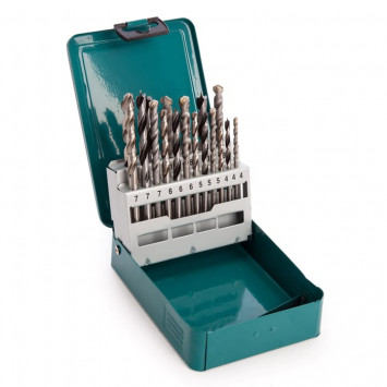 Set de 18 forets mixtes - MAKITA D-47173