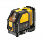 Laser ligne auto-nivelant 10,8V Li-Ion (1x 2,0Ah) avec coffret TSTAK - Dewalt DCE088D1G