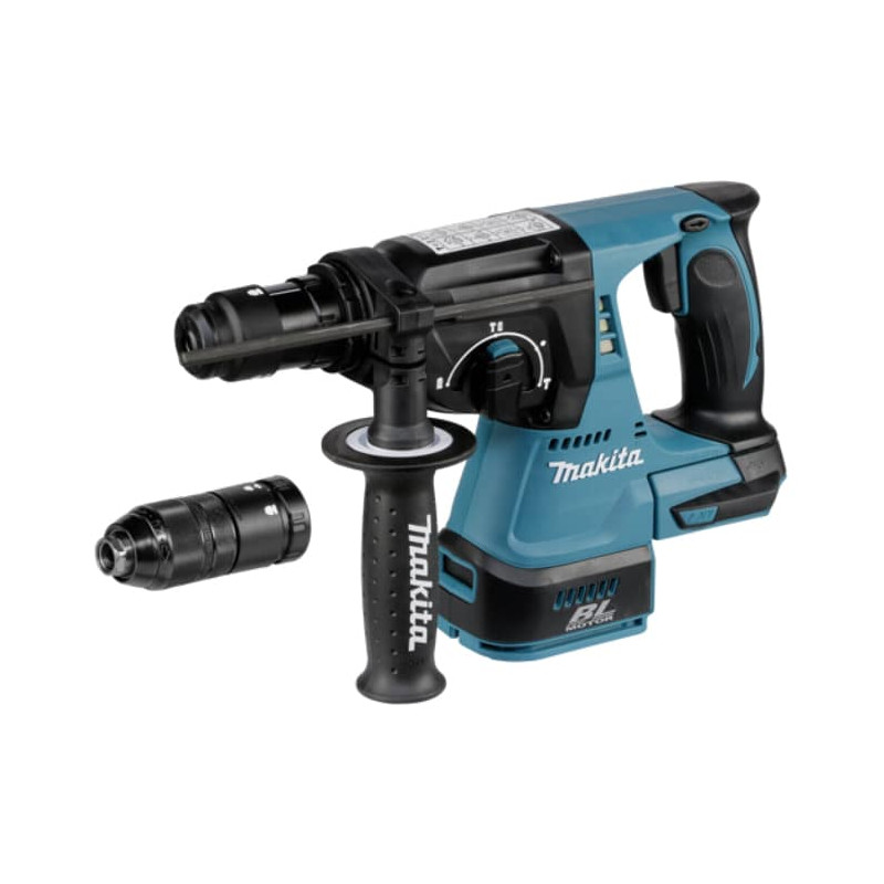 Perforateur burineur SDS + BL Ø24mm (machine seule) - MAKITA DHR243Z
