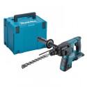 Marteau perforateur SDS-Plus 36 V (machine seule) dans coffret - MAKITA DHR263ZJ