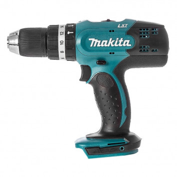 Perceuse visseuse à percussion 18V Li-Ion (machine seule) - MAKITA DHP453Z