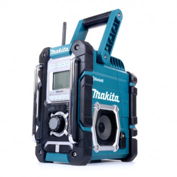 Radio de chantier avec bluetooth (7,2 - 18V) Machine seule - MAKITA DMR106