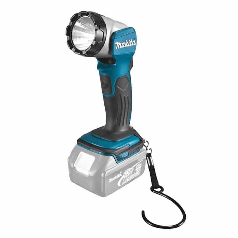 Lampe DEL à batteries 14.4V - 18V (machine seule) - MAKITA DML802