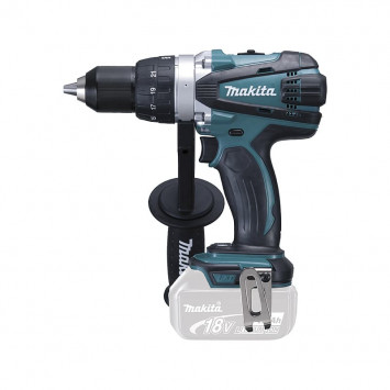 Perceuse visseuse 18 V Li-Ion Ø13 mm (machine seule) - Makita DDF458Z