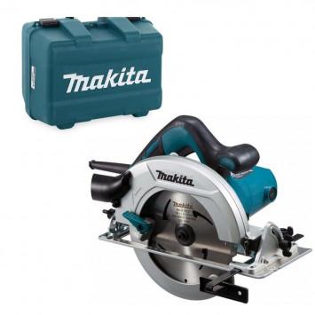 Scie circulaire 190MM 1200W dans coffret Makpac - MAKITA HS7601K