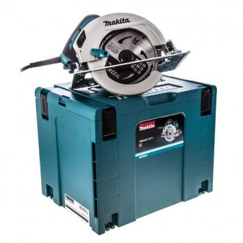 Scie circulaire 190MM 1200W dans coffret Makpac - MAKITA HS7601J