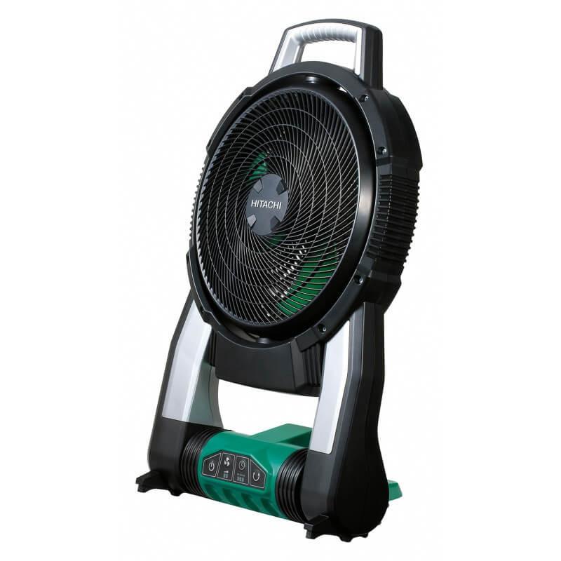 Ventilateur pivotant 14,4 18 et secteur (Produit seul) - HIKOKI UF18DSAL