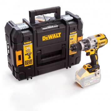 Perceuse à percussion 18 V Li-Ion XRP (Machine seule) en coffret T-Stak - Dewalt DCD996NT-XJ