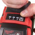 Visseuse à chocs 18V Fuel (machine seule) en coffret - MILWAUKEE M18FID2-0X