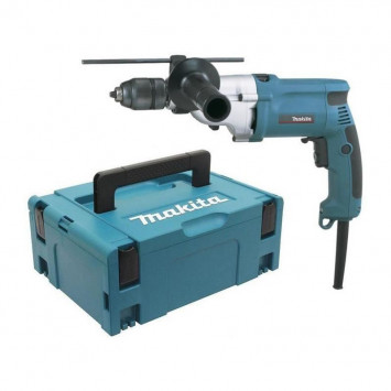 Perceuse à percussion 720 W Ø 13 mm dans coffret Makpac - MAKITA HP2051FHJ
