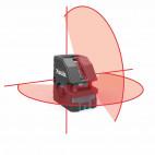 Laser lignes et 4 points croix - MAKITA SK103PZ