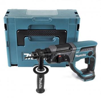 Perforateur burineur SDS-Plus 18V LXT (Machine seule) dans coffret Makpac - MAKITA DHR202ZJ