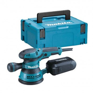 Ponceuse excentrique 300 W Ø125 mm - MAKITA BO5041J
