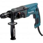 Perforateur burineur SDS+ 780W 24mm dans coffret synthétique (Machine seule) - MAKITA HR2470