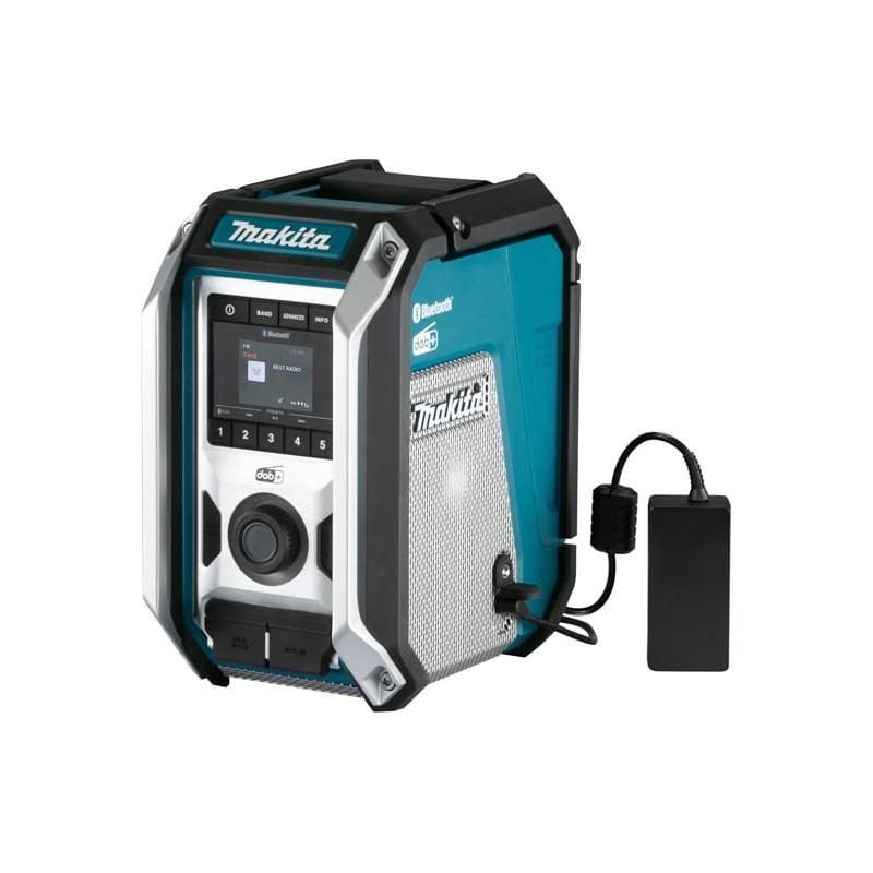 Radio de chantier 12 à 18 V Li-Ion (Machine seule) - Makita DMR115
