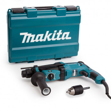 Perforateur burineur SDS+ 800 W 26 mm - MAKITA HR2630X7