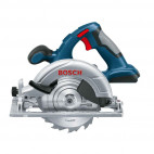 Scie circulaire 18V Li-Ion 165mm (machine seule) - Bosch GKS 18 V-LIN