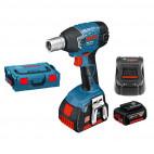 Boulonneuses GDS 18 V-LI Professional (2x5.0 Ah) - Bosch Pro 06019A1S0K