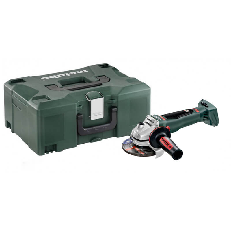 Meuleuse d'angle 18V LTX BL 125 mm (Machine seule) - METABO 613077840