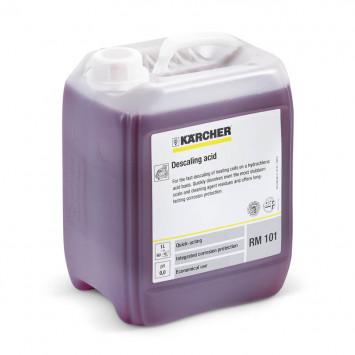Acide détartrant. contient de l'acide chlorhydrique RM 101 ASF - KÄRCHER 62953980