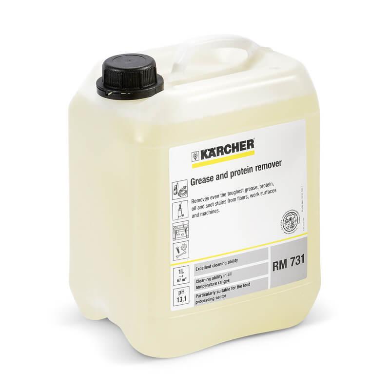 Dissolvant graisse et protéines PressurePro RM 731. 5 litres - KÄRCHER 62954020