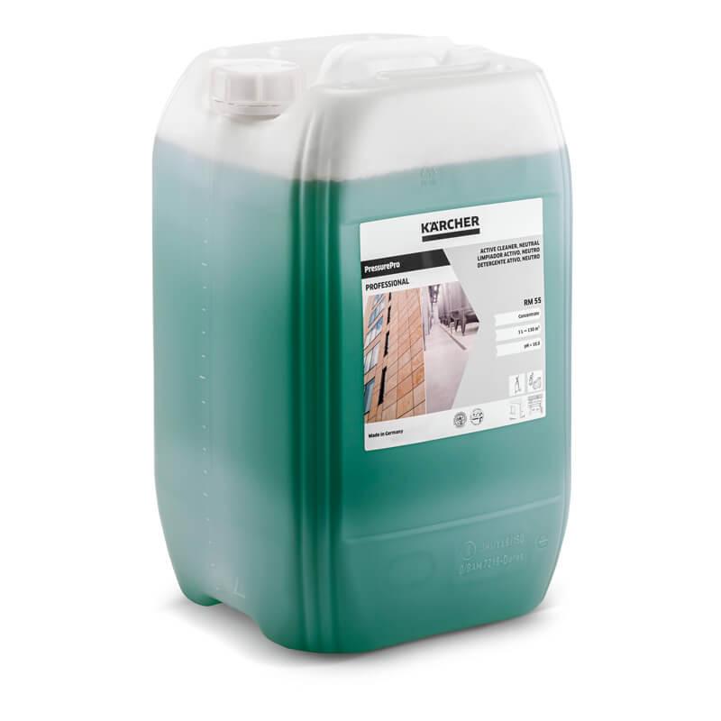 Détergent actif PressurePro. neutre RM 55. 20 Litres - KÄRCHER 62954110