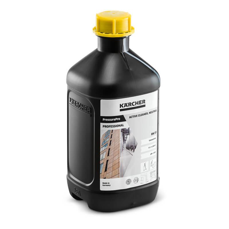 Détergent actif PressurePro. neutre RM 55. 2.5 Litres - KÄRCHER 62955790