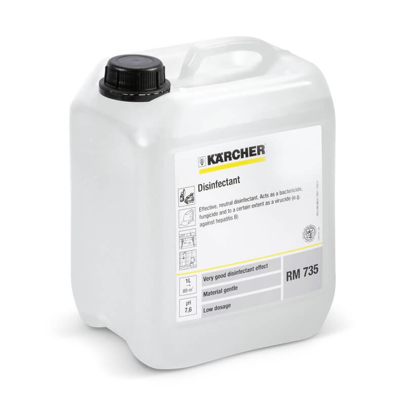 Désinfectant detergent 735. 5 Litres - KÄRCHER 62955970