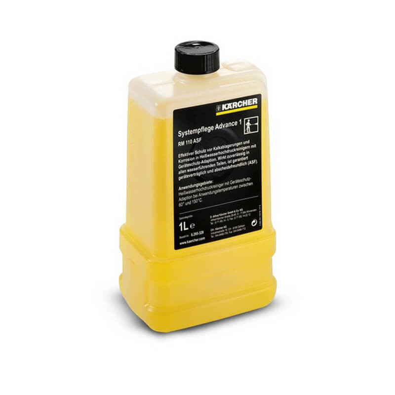Détergents Haute Pression RM 110 ASF 1 L Systempflege D-F-CH - KÄRCHER 62956210
