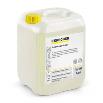 Mousse de nettoyage. alcaline RM 91 AGRI. 10 litres - KÄRCHER 62956540