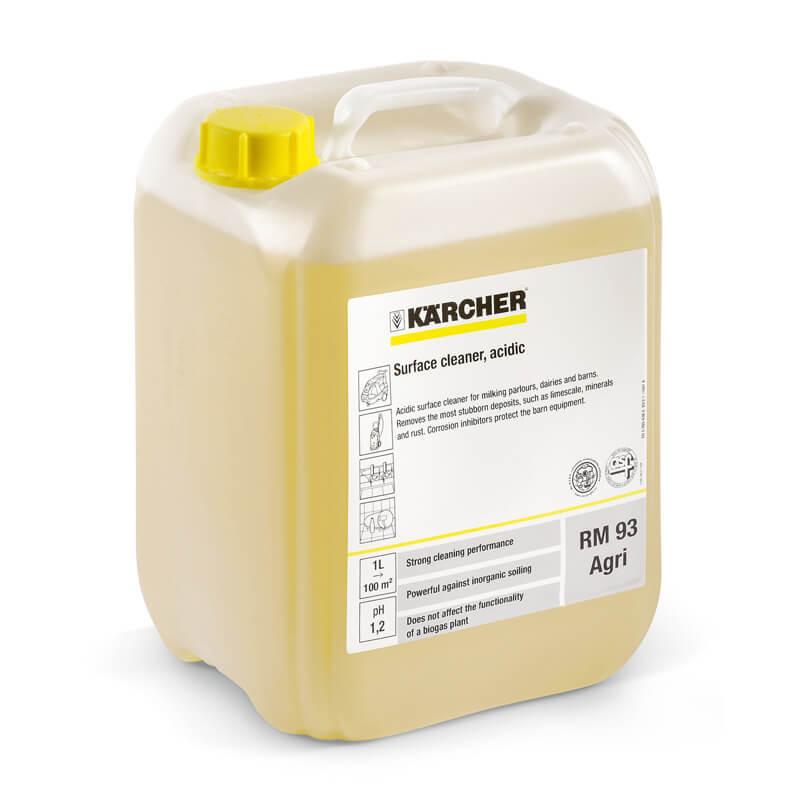 Nettoyant de surface. acide RM 93 AGRI - KÄRCHER 62956580