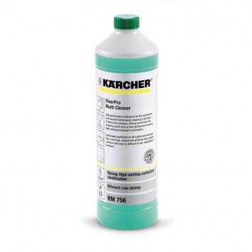 Détergent multisurface FloorPro RM 756. 1 litre. - KÄRCHER 62959130