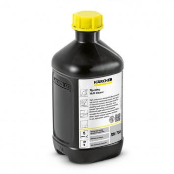 Détergent multisurface FloorPro RM 756. 2.5 litres. - KÄRCHER 62959150