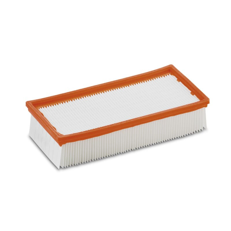 Filtre plissé plat (papier) - KÄRCHER 69042830