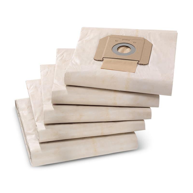 Filtre en papier 5 sacs - KÄRCHER 69042850