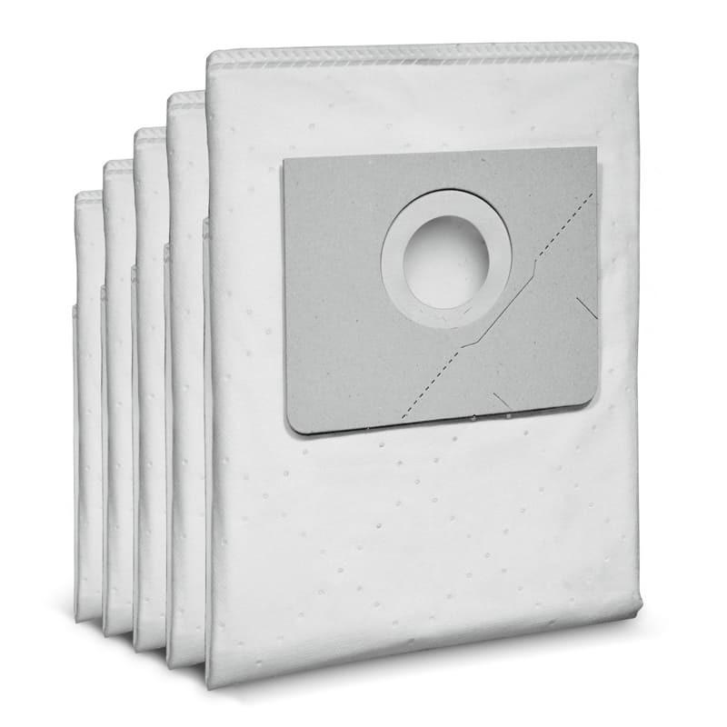 Filtre en papier toison 5 sacs - KÄRCHER 69074690
