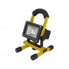 Projecteur LED 10 W 230 V - MANNESMANN M30685