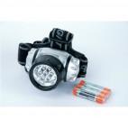 Lampe frontale LED - Mannesmann M30640