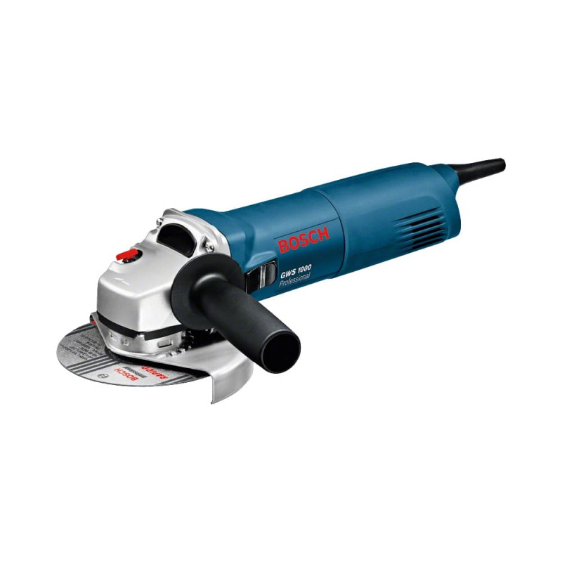 Meuleuse angulaire 1000W 125 mm - Bosch GWS 1000 Professional