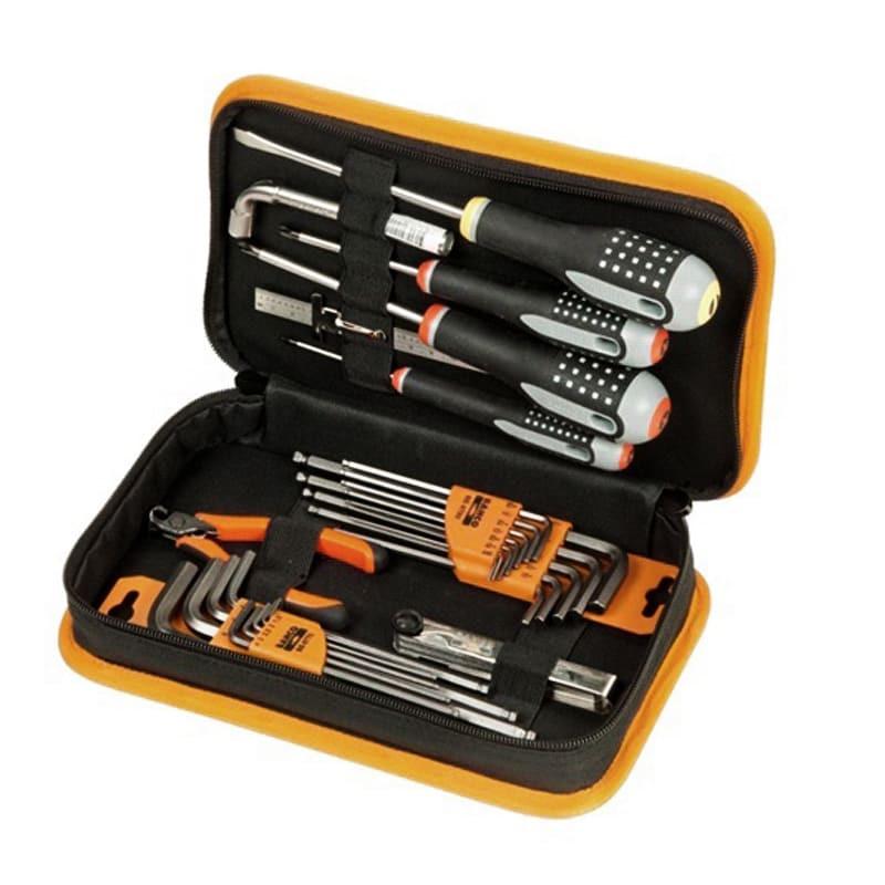Trousse de rangement pour outils à main (non inclus) - BAHCO BAH4750FB5A