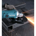 Disqueuse angulaire 230 mm 2000W - MAKITA 9050R