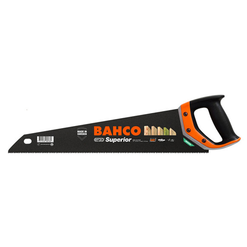 Scie égoïne 2600-475 mm - Bahco BH2600-19-XT-HP